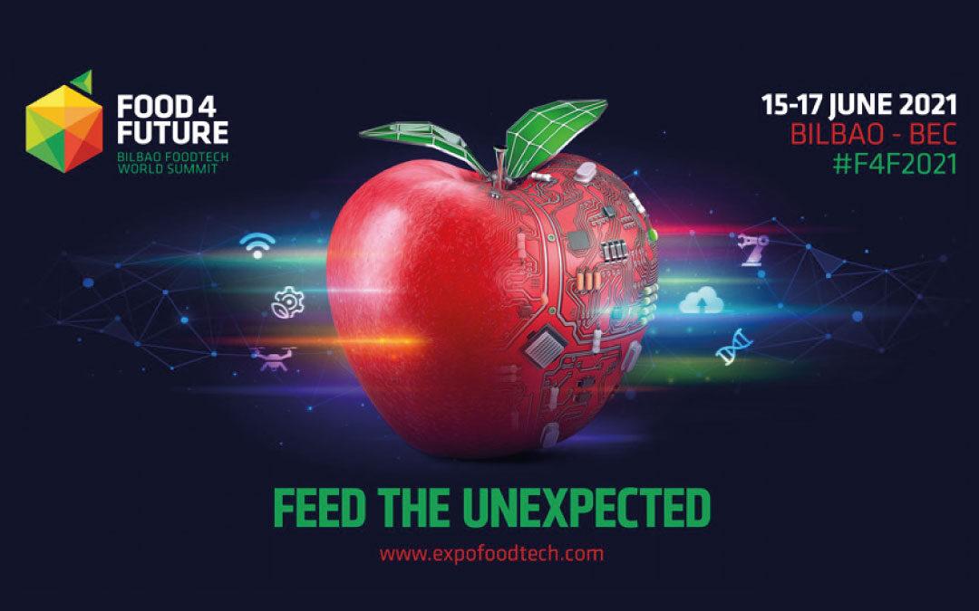 Presentation of SEA2LAND at the international event Food 4 Future